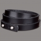 Mobile Preview: Wickelarmband 10mm 3fach schwarz